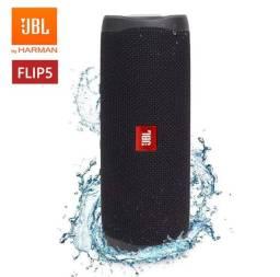 Caixa Caixinha de som JBL Flip 5 Bluetooth