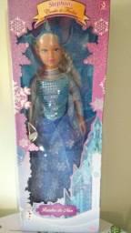 Boneca Stephany Rainha da Neve