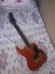 Guitarra fender jaguar