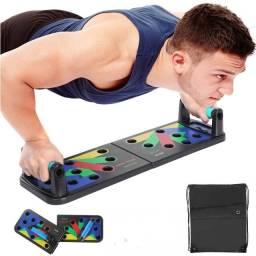Prancha para flexão de braço musculação exercício livre