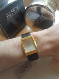 Relógio Suíço Alfex da Bergerson com Caixa
