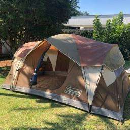 Barraca camping 6 pessoas Coleman