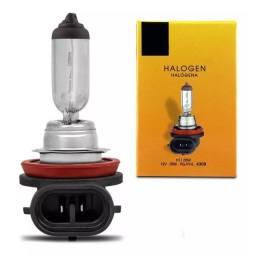 Lâmpada Halogena H11 - H16 - H8 - H9 Tech One Code Unidade