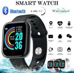 Relógio Smartwatch D20 Y68 Novo