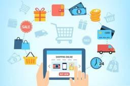 Criação de E-commerce/Loja Virtual