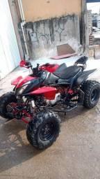 Quadriciclo mvk 300