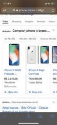 iPhone X - 2.499,00