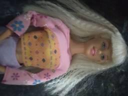 Barbie babá  antiga