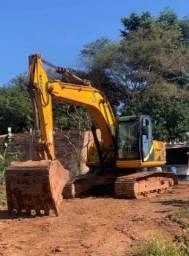 escavadeira hidráulica Jcb Js 200lc