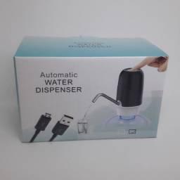 Título do anúncio: Dispenser Bomba Elétrica Para Galão De Água Recarregável Usb