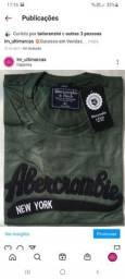 Camisetas Abercrombie