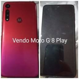 Vendo um Moto G8 Play