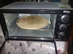 Forno elétrico 220 com pedra para pizza e ferro de passar 220