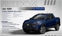 FIAT TORO 2021/2022 1.3 TURBO 270 FLEX FREEDOM AT6