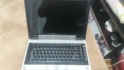 Notebook Toshiba (Retirada de Peças)