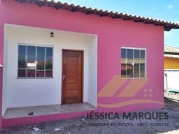 Cod-14-2 Casa com 2 quartos, piscina e área gourmet em Unamar - Cabo Frio - RJ