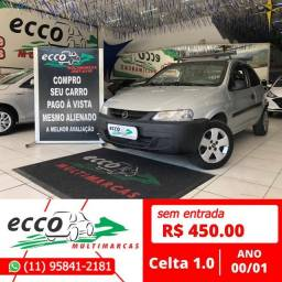Título do anúncio: Chevrolet Celta  1.0 GASOLINA MANUAL