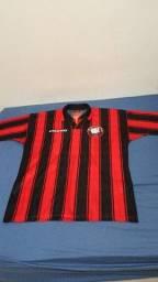 Camisas Atlético Paranaense 1997/98