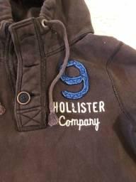 Moletom Hollister original M usado