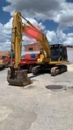 Escavadeira Komatsu Pc200 condições de parcelamento