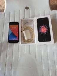 Vendo iPhone SE 16gb ou Troco.