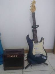 Guitarra Memphis by Tagima com Caixa meteoro