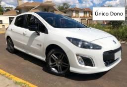 Peugeot 308 Quiksilver 1.6 Flex 2015 - a venda