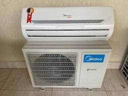 Ar condicionado Midea inverter 12000btus