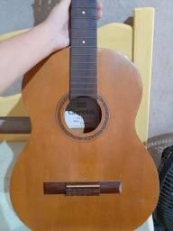 Violão Antigo da Série de Estudo Gianini/1900 (sem as cordas)
