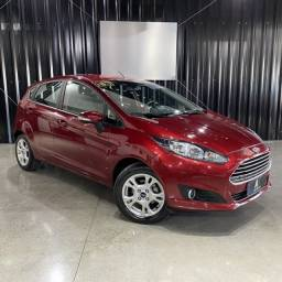 Ford Fiesta 1.6 Sel Hatch 16v Flex PowerShift