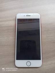 Título do anúncio: IPhone 7 128gb Red (Sem Biometria)