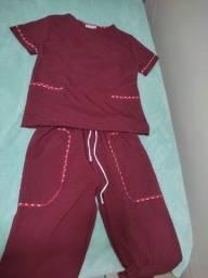 Pijama enfermeira