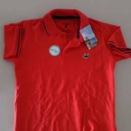 Camisa Polo Básica Infantil - Marisol Original