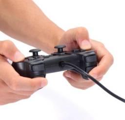Controle de PlayStation 2 Com Fio