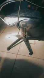 Cadeira de salão de cabeleireiro, hidráulica boa