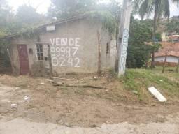 Título do anúncio: terreno de 194,30 m2 com uma casa em Guaxuma