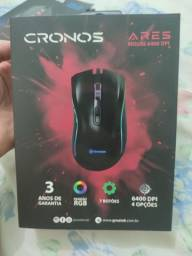 Mouse gamer greatek ares