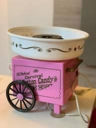 Mini Fábrica de Algodão Doce