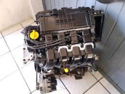 Motor do Peugeot 206 1.0 16v parcial