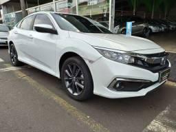Honda Civic 2.0 Ex 20/20 Automático. Vendo Troco Financio
