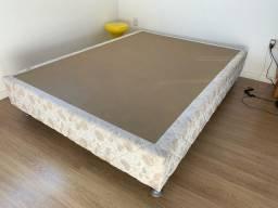 Base para cama box casal
