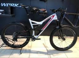 bicicleta specialized Stumpjumper comp carbon seminova