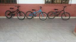 Bicicletas em ótimo estado