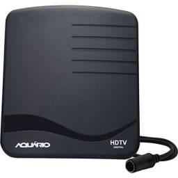 [Imperdível]Antena interna DIGITAL HDTV / 4k ..5 em 1 Aquário. R$65,00 <br>