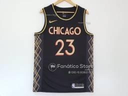 Regata NBA Chicago Bulls City Edition - Swingman - Loja Fanático Store