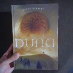 Livro Duna capa dura novo