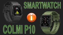 Smartwatch Colmi P10 - Green e Black