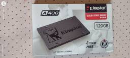 HD SSD Kingston 120GB Novo Na Caixa Lacrado Ac.Cartao