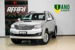 Toyota Hilux Sw4 SRV 4x4 Aut 2013 - 2013