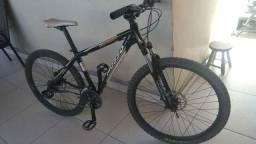 Bike aro 26 com 24 marcha